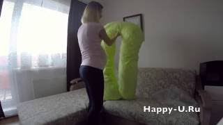 Зачем нужны подушки для беременных?(Для чего нужны подушки для беременных и как ей пользоваться., 2016-07-03T16:47:44.000Z)