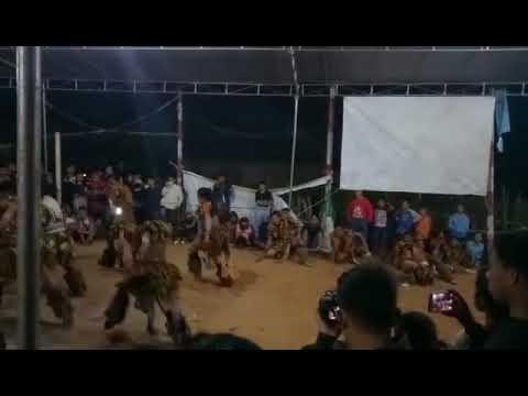 Cuplikan Titis Mustika feat RWB Reog Wahyu Budhoyo Pingit lawang