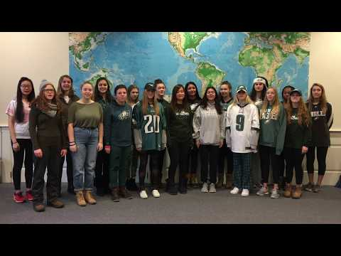 Fly Eagles Fly - The Agnes Irwin School