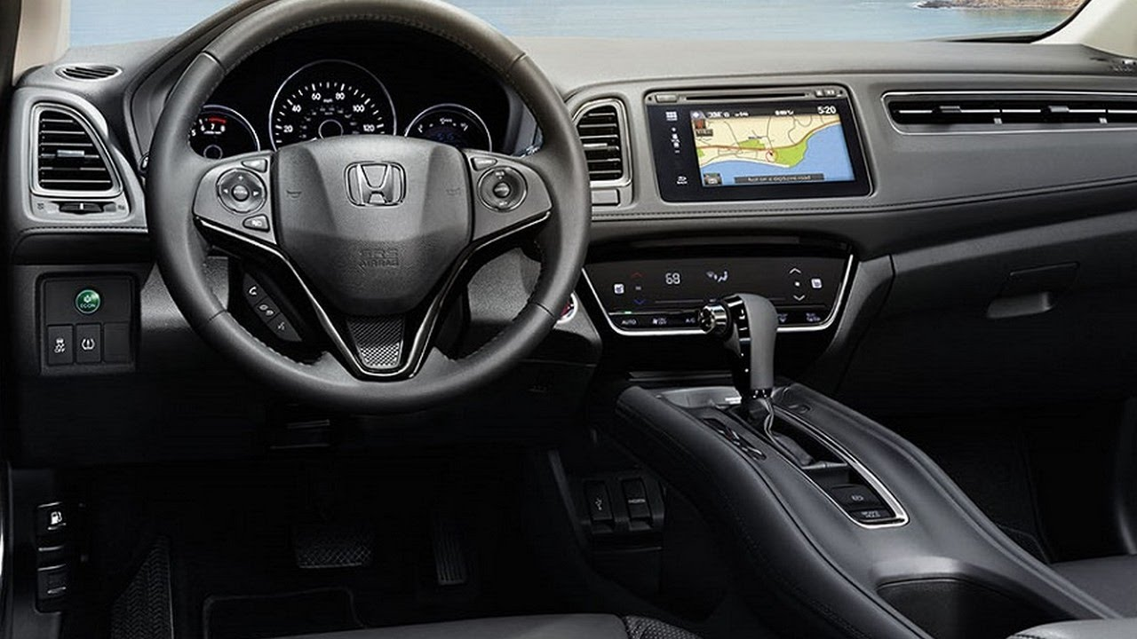 HOT NEW 2018 Honda HRV  Interior and Exterior Design  YouTube