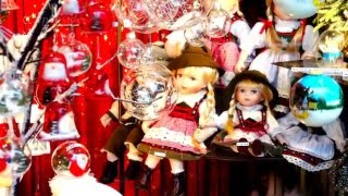 Pasar Natal di Jerman.
