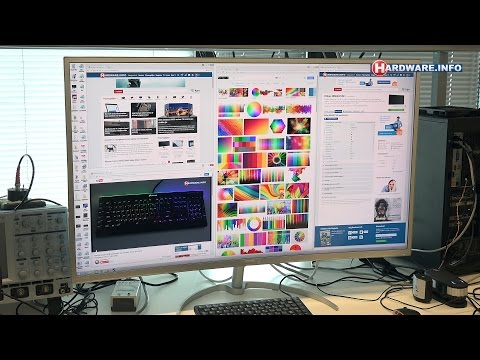 Philips BDM4037UW 40 inch 4K monitor review - Hardware.Info TV (4K UHD)