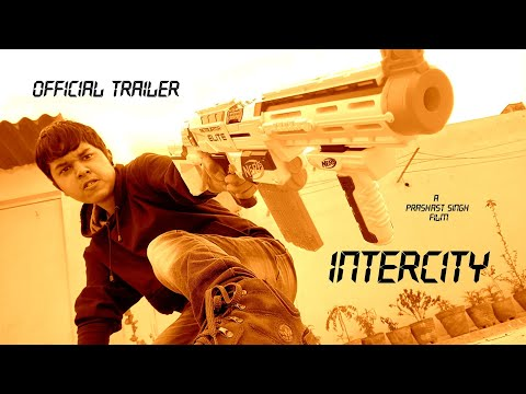 INTERCITY Official Trailer | Indian Zombie Apocalypse Action Thriller Movie