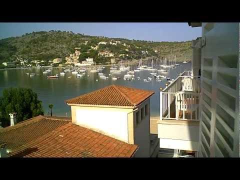 Port de Sóller Mallorca HOTEL EDEN 2012-8 VID02423.AVI