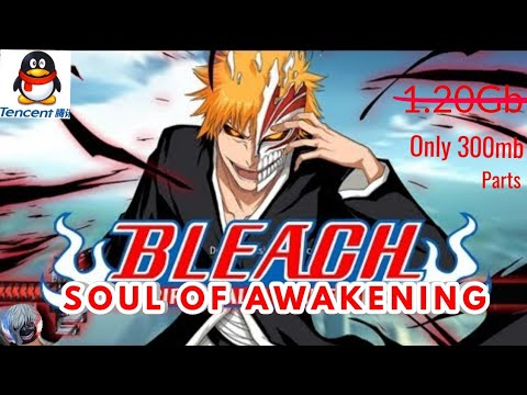 ¦¦Download BLEACH Soul Of Awakening And How To Login This Game In QQ Account ¦¦
