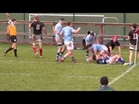 Irish Rugby TV: Ireland Under-18 Clubs v Schools Highlights