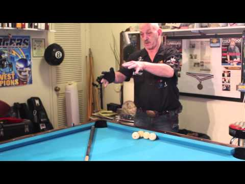 HOW TO MAKE THE 8 BALL ON THE BREAK