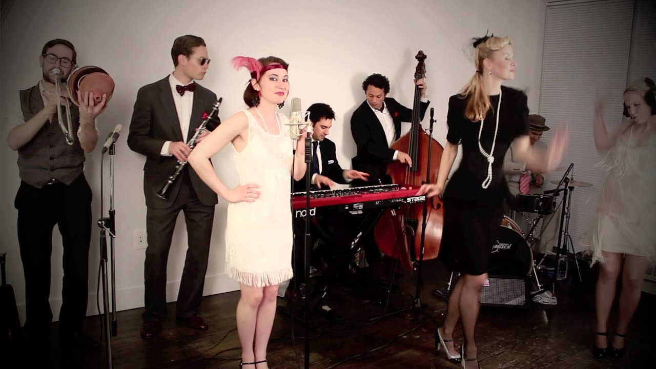 Gentleman Vintage 1920s Gatsby Style Psy Cover Youtube