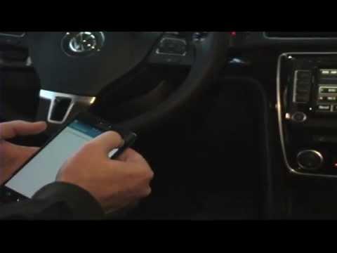 2015 Volkswagen Passat Phone Bluetooth Instructions