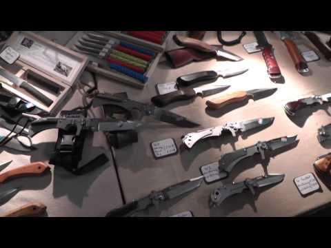 Wildsteer auf der Bogenmesse Eisenbach 2014 | EDC Gear Werkzeug Multitool