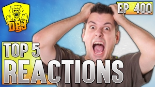 Destiny: Insane Drop - Top 5 Funny Reactions Of The Week / Episode 400!