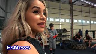 Canelo Beats GGG In Rematch Says Robert Garcia Talks To Game Of Thrones Look a like EsNews Boxing