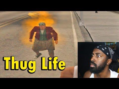 Thug Life!??? (Super Granny!)