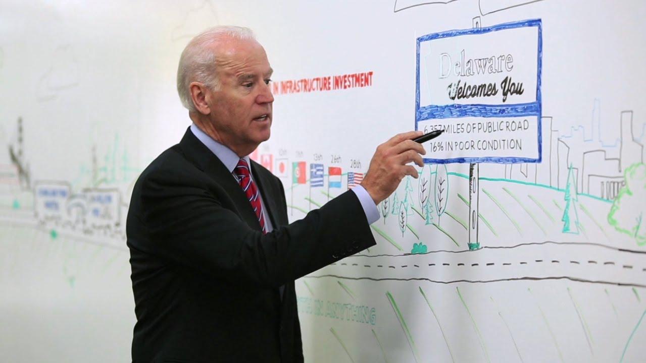Download White House White Board: Vice President Biden on Rebuild America