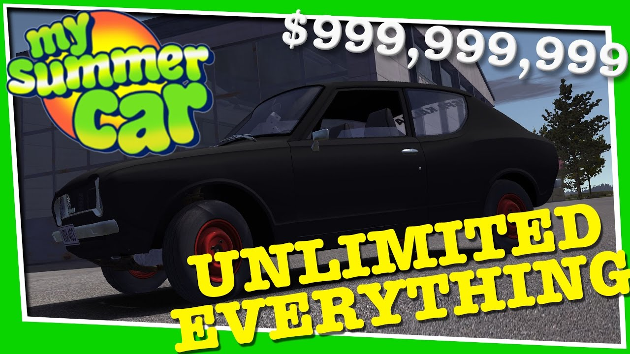 How To Get Unlimited Money In My Summer Car
