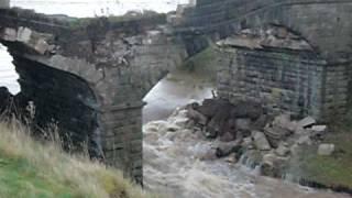 Camerton bridge collapse