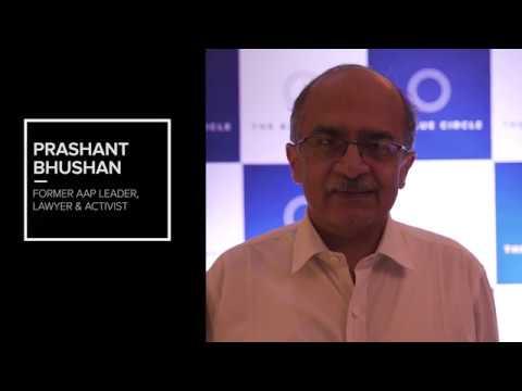 Prashant Bhushan - Former AAP Leader, Lawyer & Activist