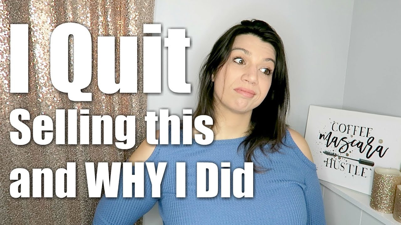 I Quit Selling Clothing on eBay // WHY & How // Story time Chat