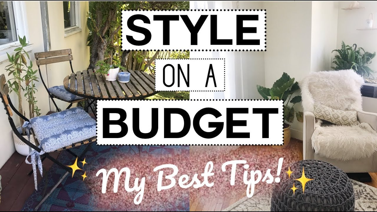 best tips to decorate on a budget home decor savings 101 - Home Decor 101