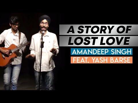 Main Tumhara Kaun Hu - Amandeep Singh feat. Yash Barse - Hindi Beat Poetry - The Habitat