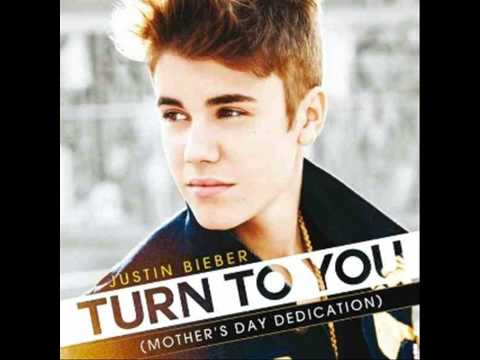 Justin Bieber- Turn To You (Mother's Day Song) With Lyrics.