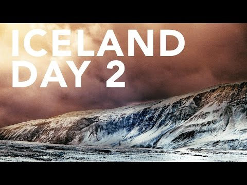 Photography in Iceland Day 2! ft. Thomas Heaton | A Photographer In Taylor Jackson