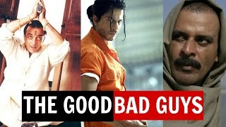 Top 10 Best Bollywood Anti-Heroes Of All Time