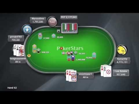Spring Championship of Online Poker 2015 - Main Event 45-H $10,300 NLHE | PokerStars