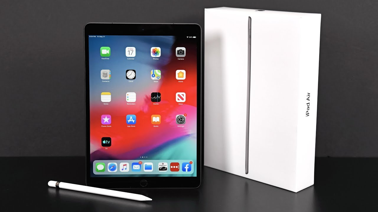Apple iPad Air 3 (2019): Unboxing & Review - YouTube
