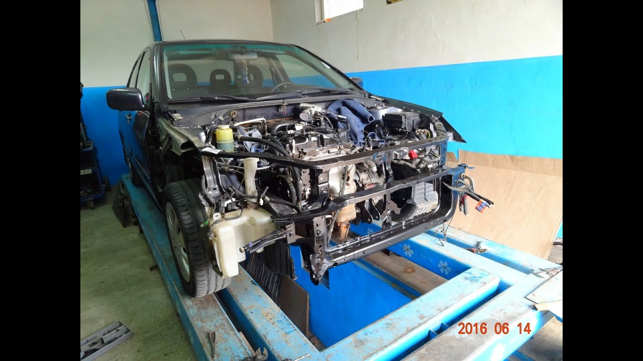 Mitsubishi дефектовка и разборка   Mitsubishi Troubleshooting and dismantling