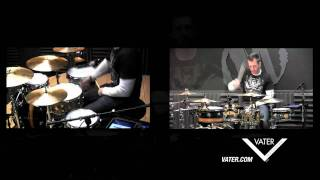 Vater Percussion - Mike Johnston -Lesson 06 - Sweep Beat