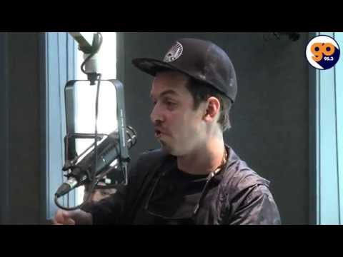 Grieves talks tattoos, music, prof, and more with Mr. Peter Parker on Go 95.3