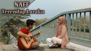 Download Naff - Terendap Laraku    Reggae Cover By KAWAPU Prod