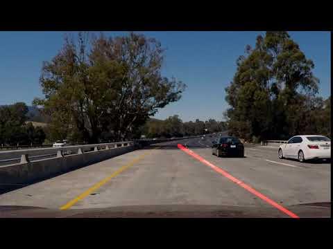 Self-Driving Car Engineer Nanodegree Program - Line Lines Detector Project - Challenge