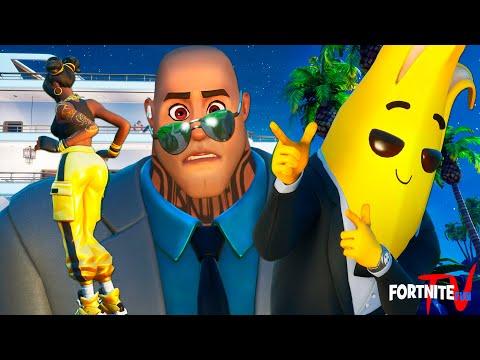 FORTNITE AGENT PEELY vs BRUTUS in CHAPTER 2 SEASON 2 - Fortnite Music Video