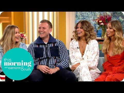 TOWIE Stars Tommy and Georgia Would Never Want to Propose on the Show | This Morning