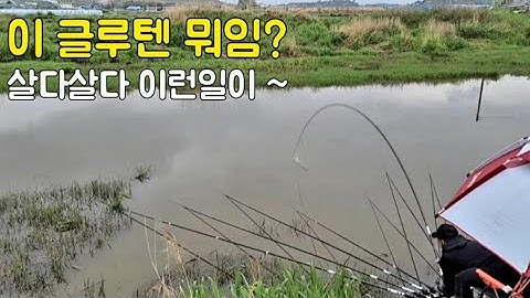 붕어낚시..낚시의 상식이깨지다 //fishing//Penangkapan ikan//рыбалка//đánh bắt cá//釣り