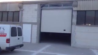 Endüstriyel Seksiyonel Kapı / ESKİŞEHİR - Ases Otomatik Kapı Sistemleri