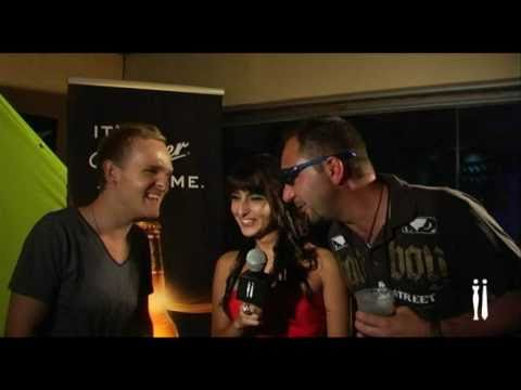 Interview with Idols Judge Gareth Cliff and more