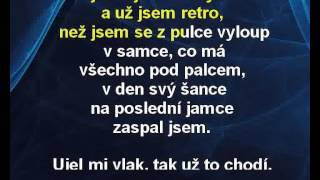 Karaoke tip: Xindl X - V blbým věku