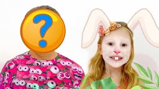 Nastya and a song for kids - Guess the Animal