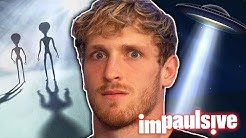 Logan Paul Documented Aliens and They Weren't Happy About It - IMPAULSIVE EP. 177