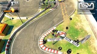 Mini Motor Racing EVO (Crazy Gameplay !#! 003) HD
