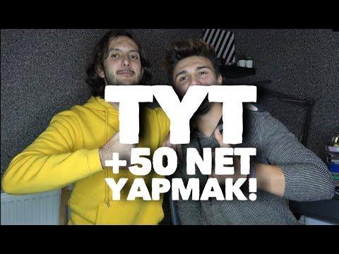 TYT'de '+50 NET' NASIL YAPILIR?