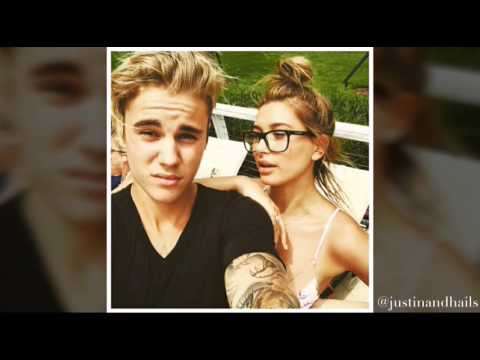 Justin Bieber and Hailey Baldwin ♡