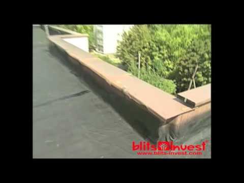Гидроизоляция жидкой резиной Prime Rubber® Membrane