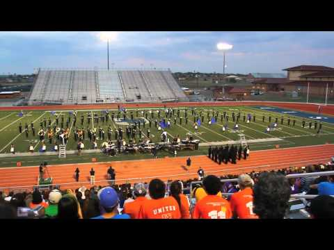 USSBA Marching Contest 2011 - Alexander High School