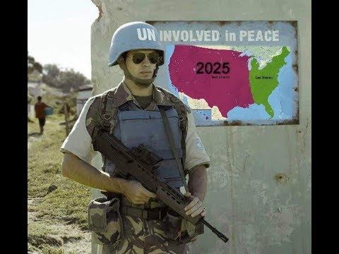 U.N. soldiers KNOW whats coming to AMERICA 2018