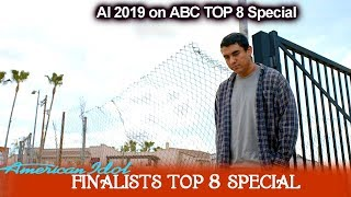 Alejandro Aranda Part 2 Meet Your Finalists | American Idol 2019 Top 8