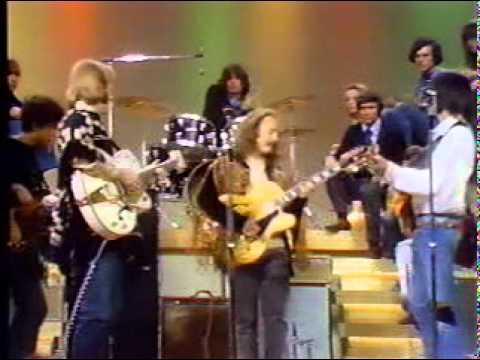 Crosby, Stills, Nash & Young ''Down By The River''  [Live - 1970]